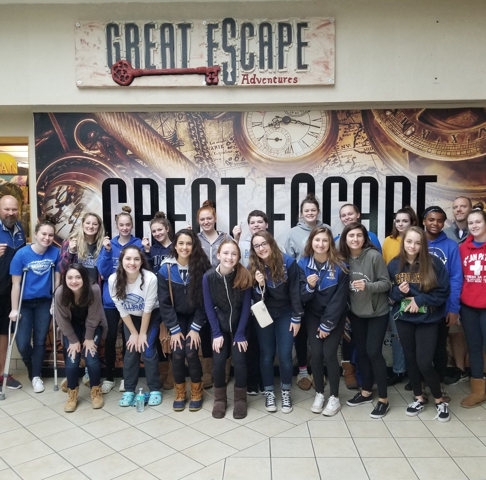 Millbrook takes road to win over Waverly through 'escape room'