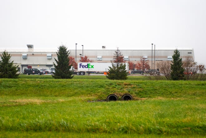 A stabbing was reported at the FedEx Supply Chain facility along South Salem Church Road in West Manchester Township, according to York County 911, Friday, November 9, 2018.