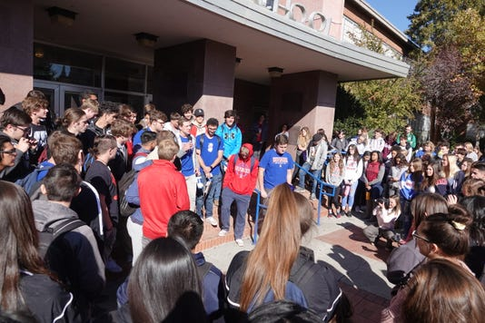Reno High School Walkout
