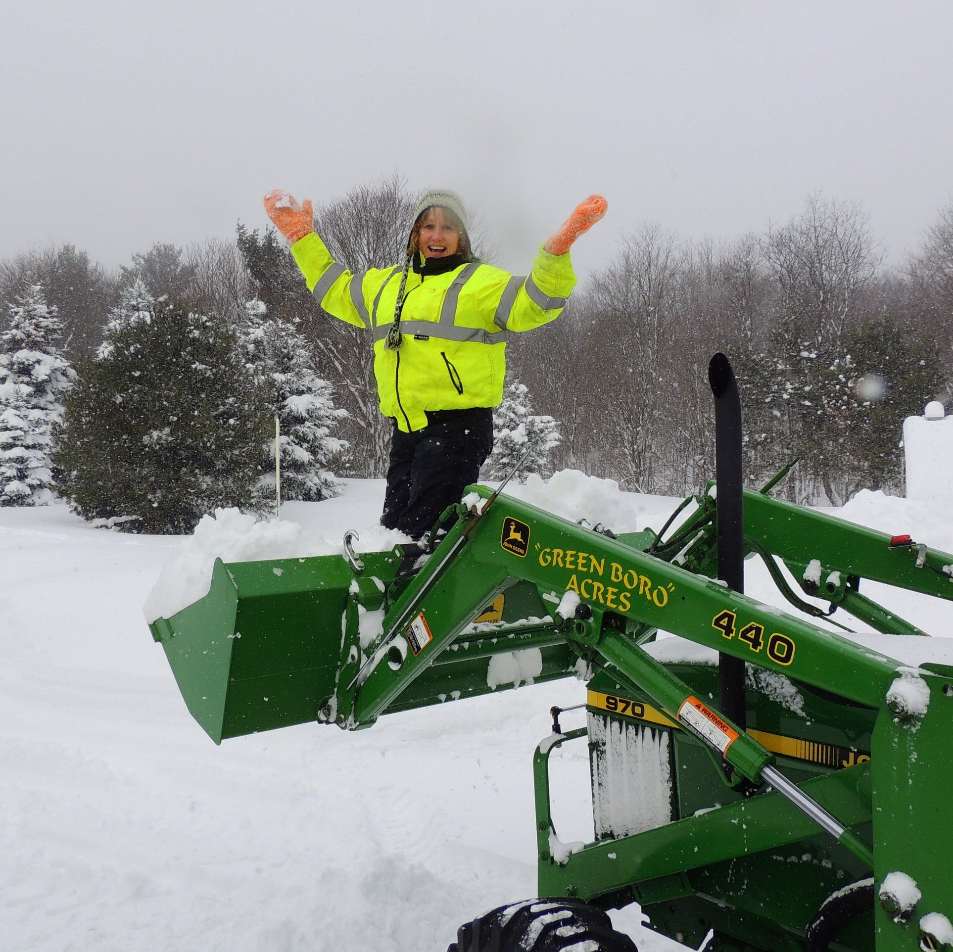 The snowiest spot in the Great Lakes? The winner's in New York