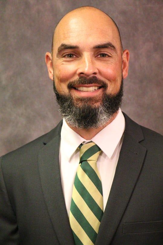 Head coach Jason Mangone