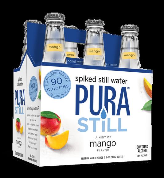 Pura Still Mango 6pk
