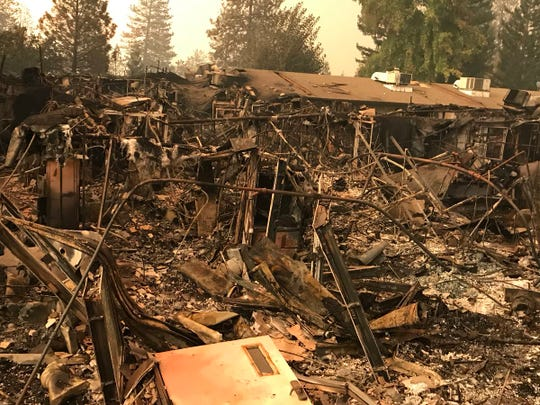 Some Adventist Health Feather River hospital clinics were destroyed in the Camp Fire. The hospital's clinics in Chico have not been affected and may reopen on Monday, according to the organization's website.