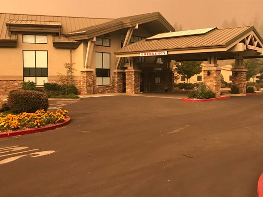 Adventist Health Feather River Hospital still stands, but it lost a few clinics.