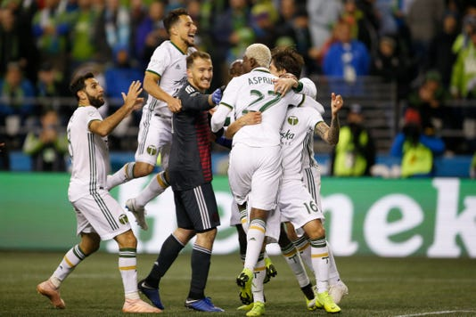 Mls Western Conference Semifinal Portland Timbers At Seattle Sounders Fc