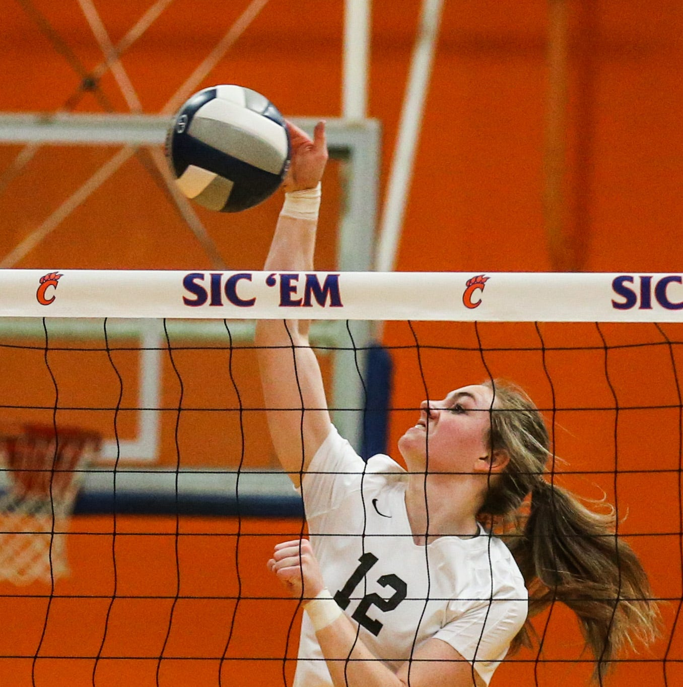Water Valley volleyball takes aim at third state title