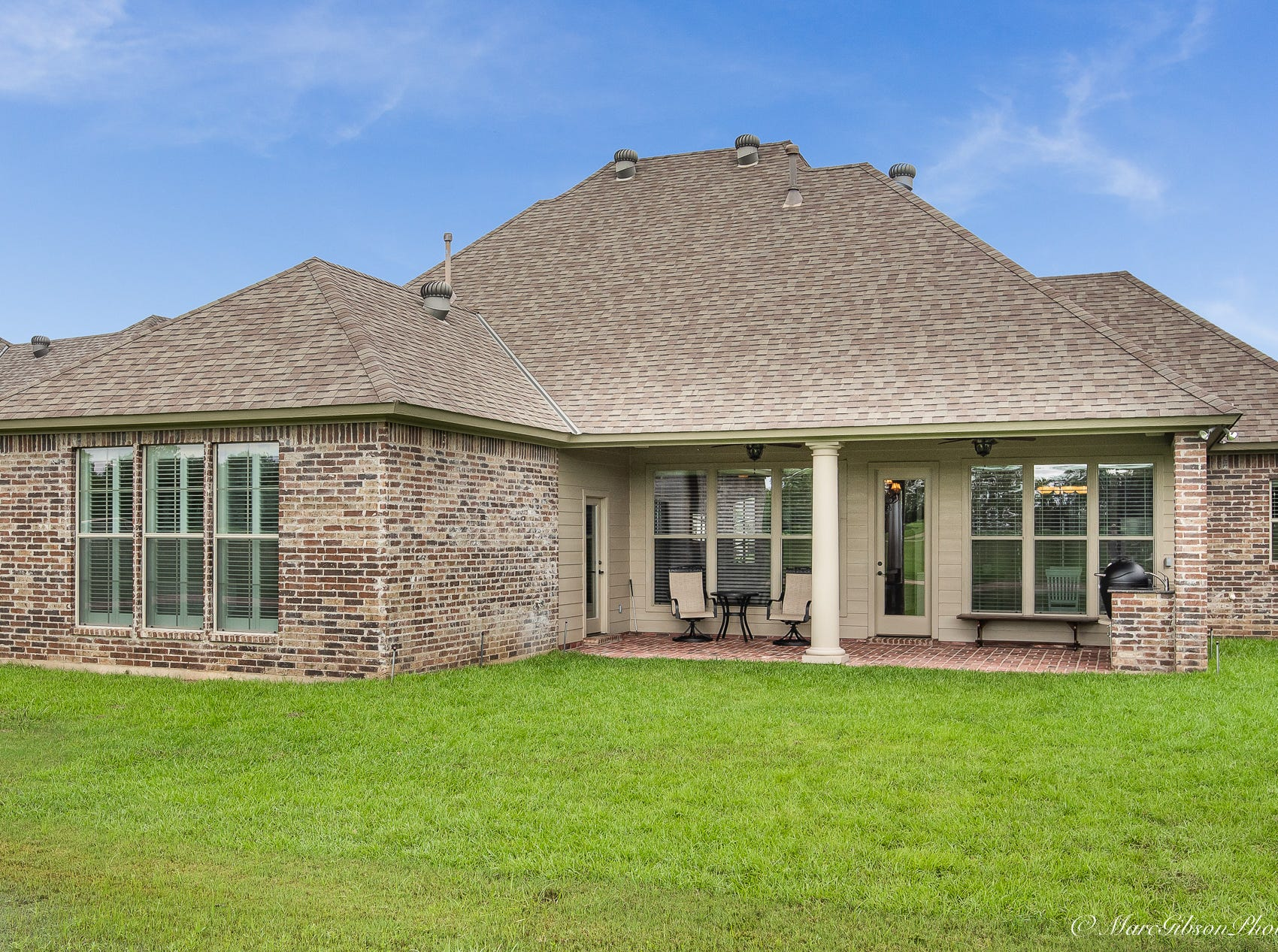 224 Macey Lane,   Bossier City  Price: $349,500  Details: 4 bedrooms, 3 bathrooms, 2,404 square feet  Featuring: Golf course living in StoneBridge. Beautiful molding, spacious living room with a wall of windows that view the 11th hole.   Contact: Crystal Butler, 347-9618