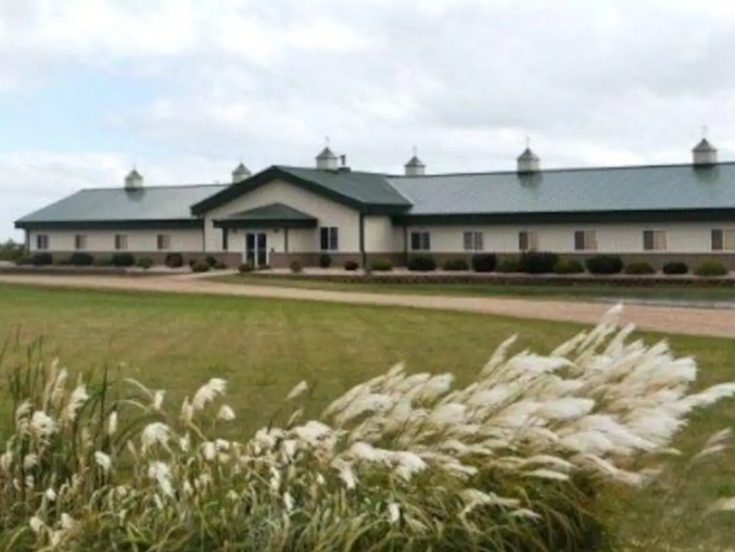 The Rustic Lodge near Meckling is the most expensive rental in South Dakota at $1,200 a night for the entire lodge.