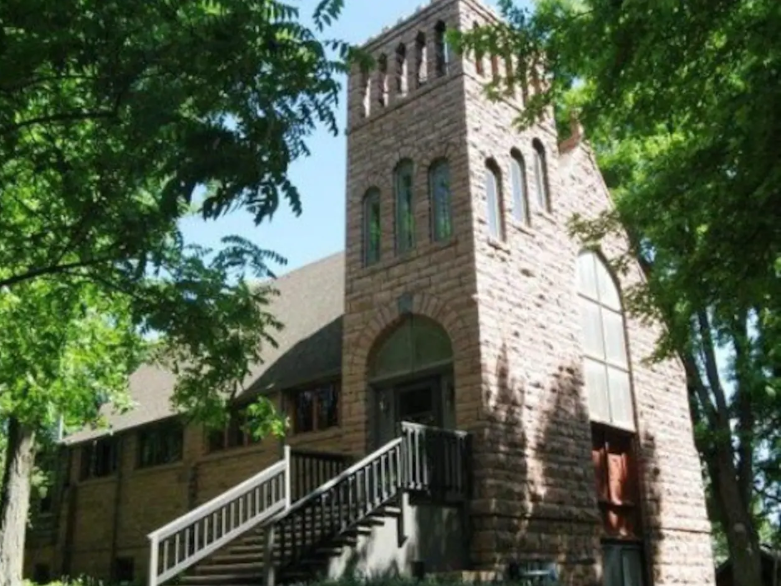 The Dell Rapids Church not only housed an Episcopal congregation, but also served as the city museum for a time.