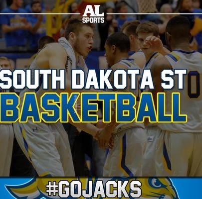Mike Daum carries South Dakota State past North Dakota