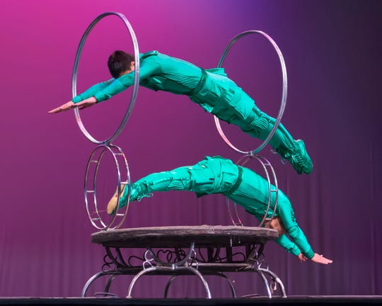 Acrobats of China is a Las Vegas-quality show in the Ozarks, and it's very different from traditional Branson entertainment.