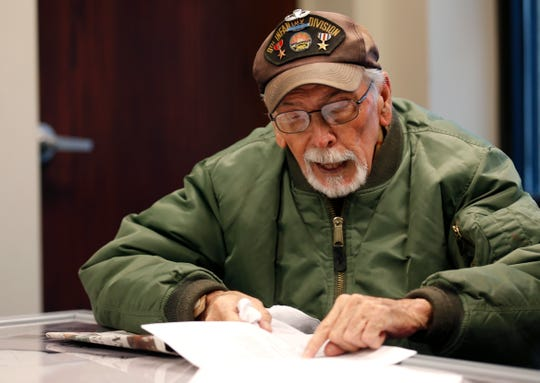 Nelson Butler talks about his service in the Vietnam War and why he is being awarded a Purple Heart 50 years later.