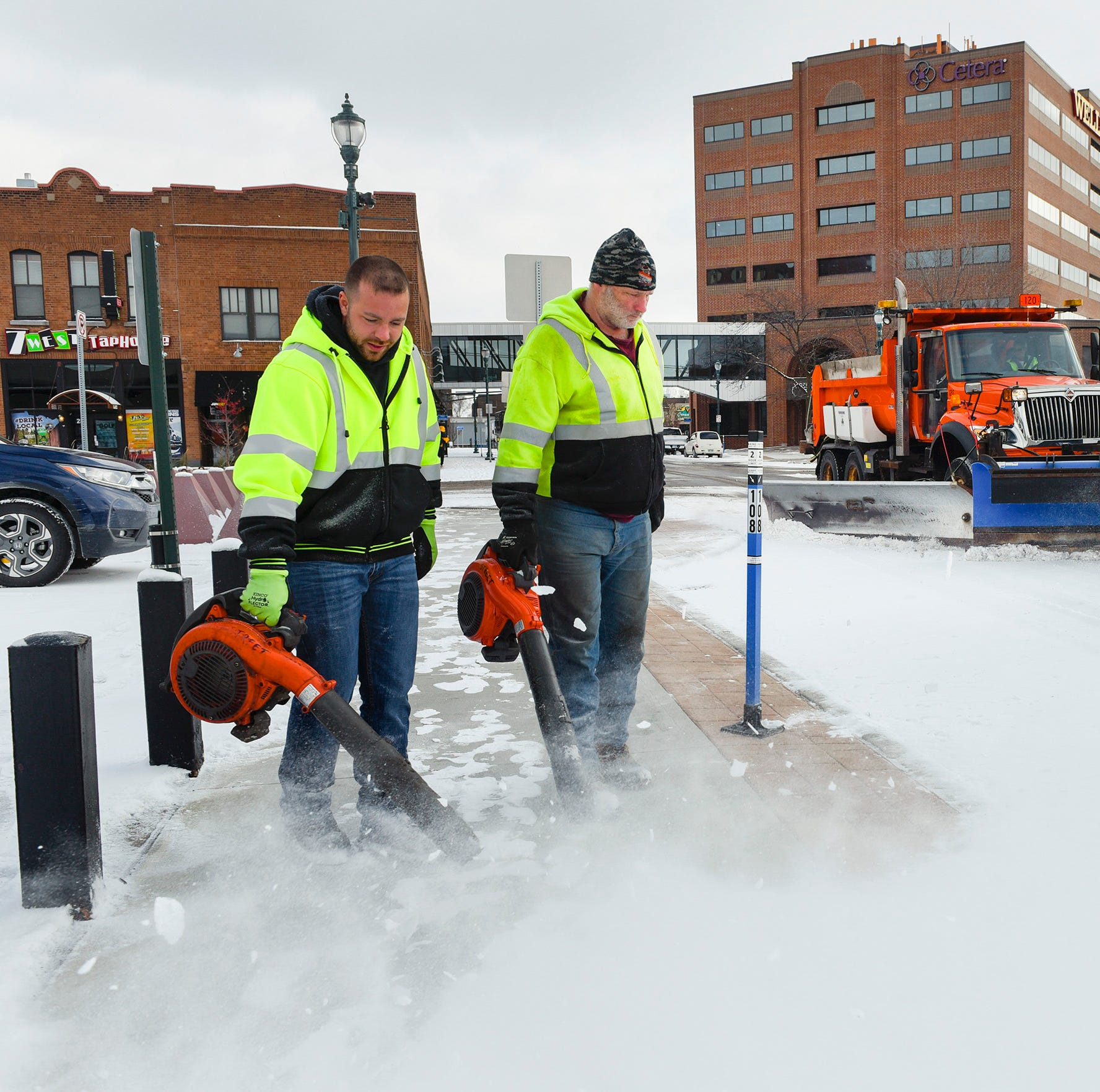 Who's responsible for that? St. Cloud 201 features representatives from city, school, county and more