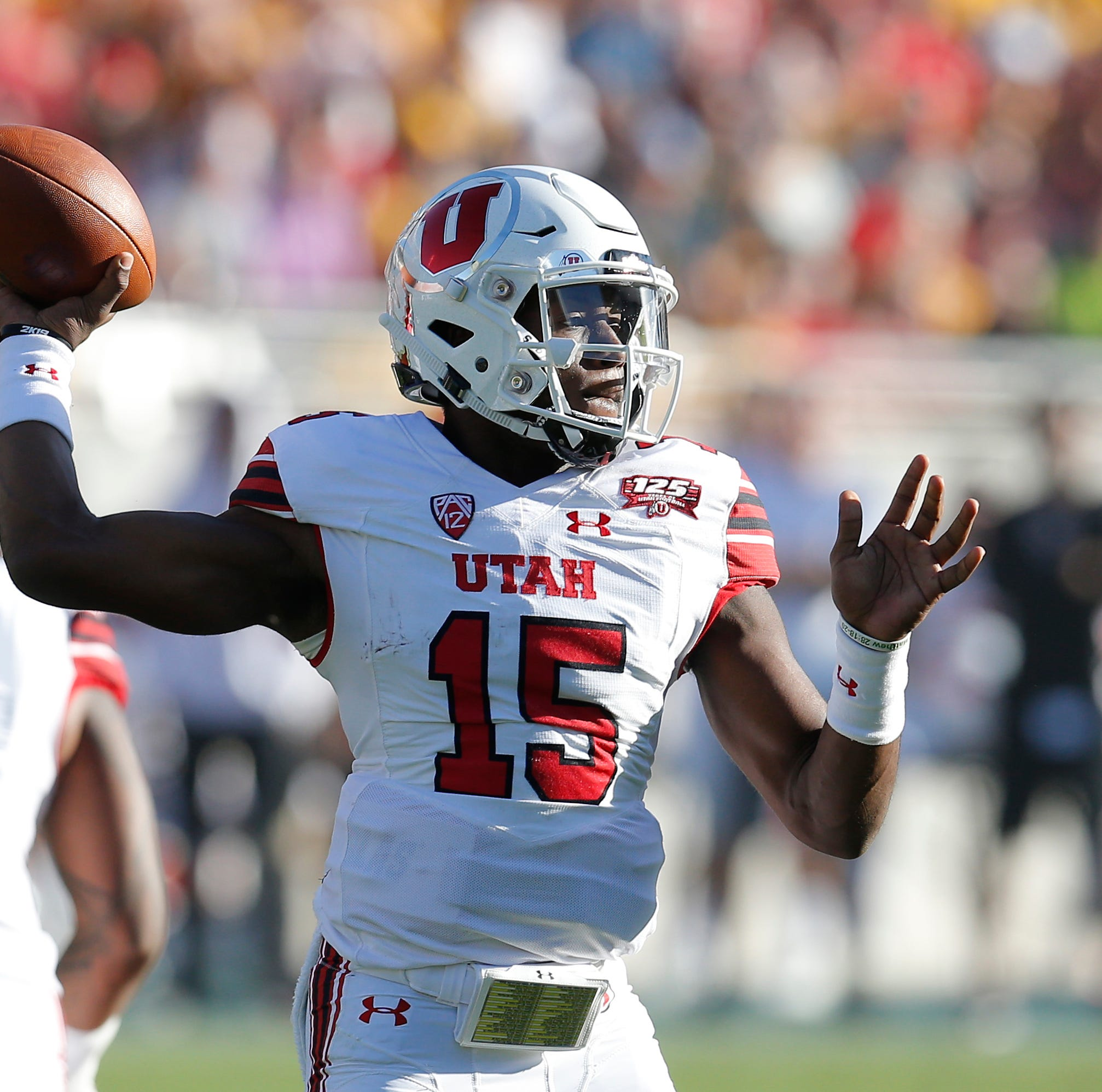 Utah will debut new starting quarterback against Oregon