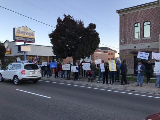 Moveon Protest 2
