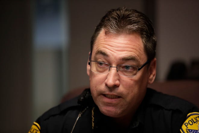 Tallahassee Police Chief Michael DeLeo