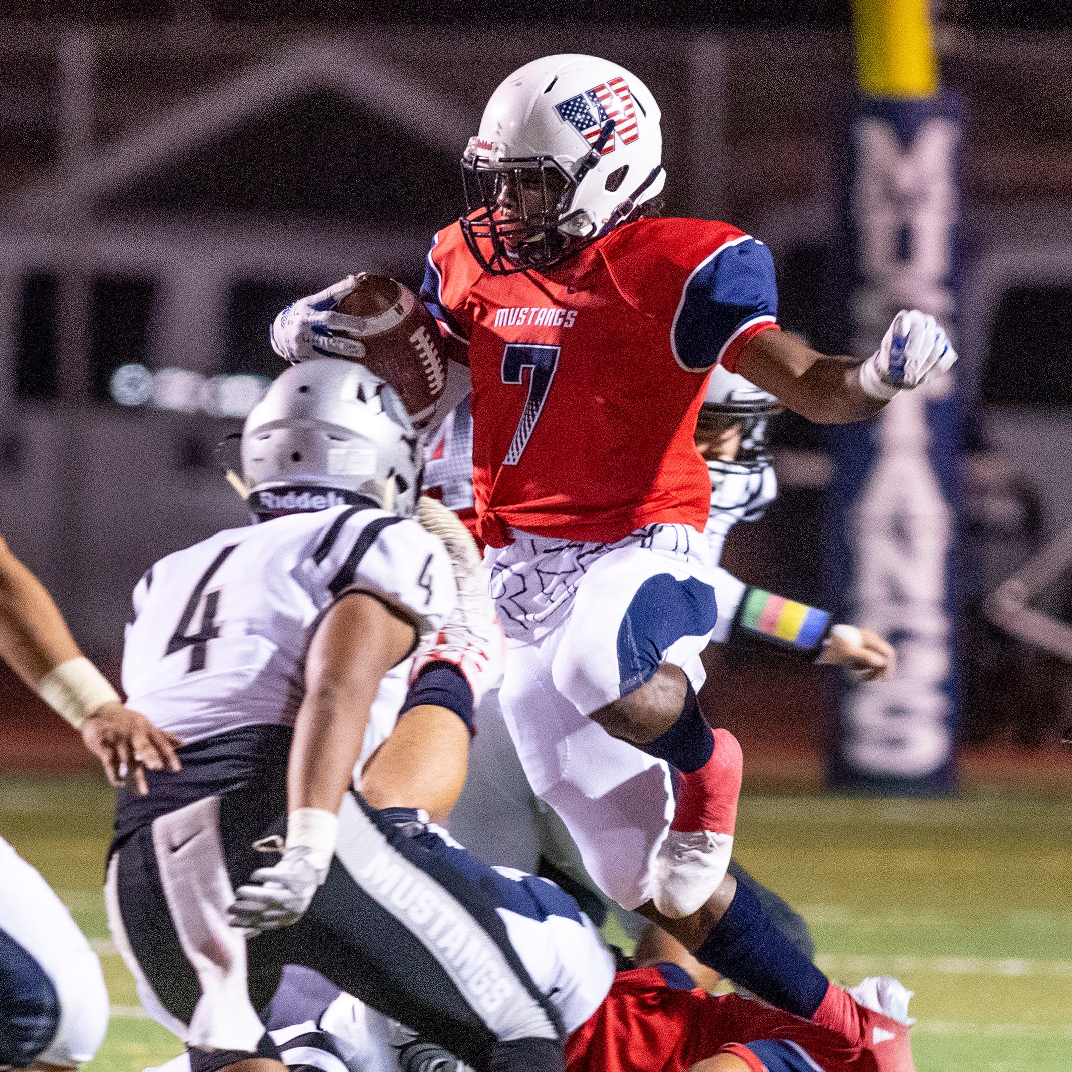 Tulare Western hosted Stockdale on Thursday in a playoff game. Find out who won by one point.