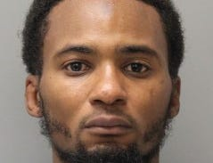 Abdul Tillery was charged with possession of a firearm while committing a felony, two counts of possessing a firearm by a prohibited person, carrying a concealed deadly weapon, resisting arrest with force, tampering with evidence and probation violation.
