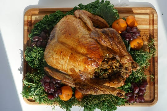 Rick Rodgers offers tips on how to dry-brine a turkey for Thanksgiving.