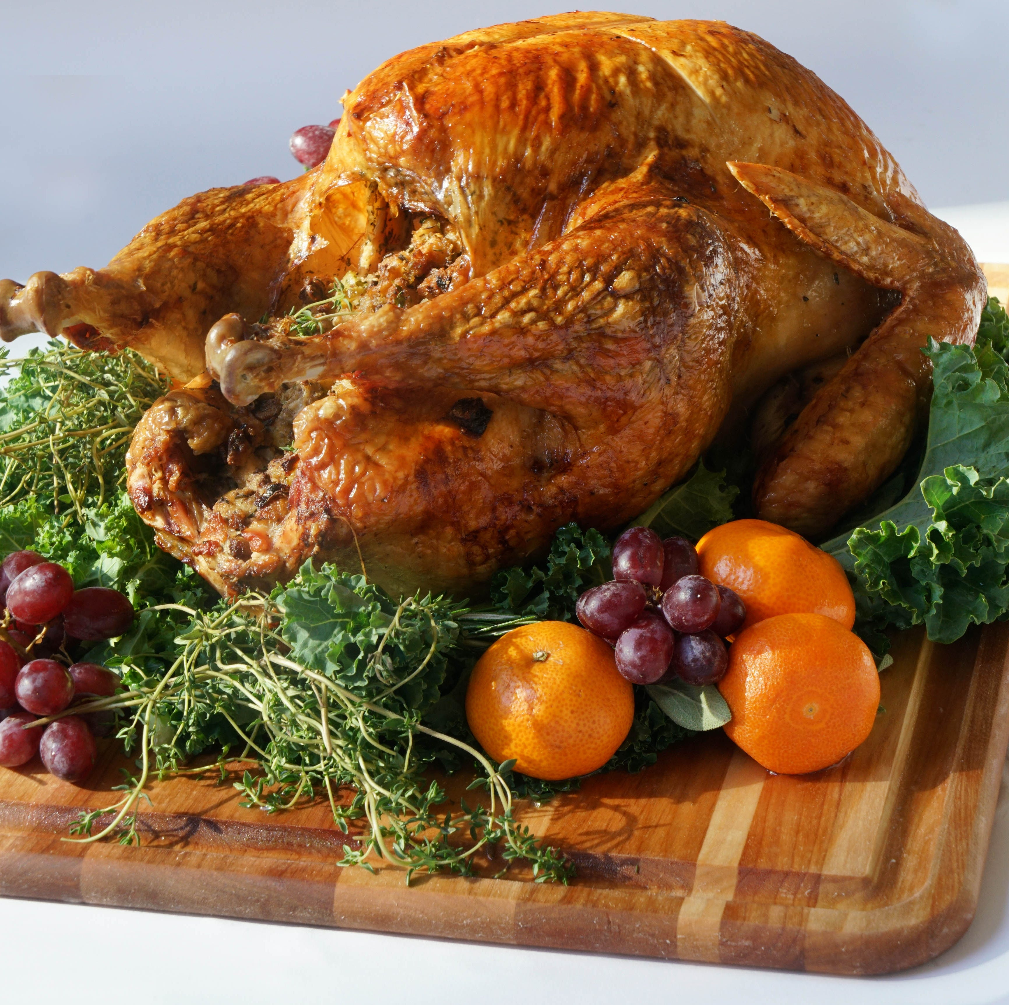 How to cook a perfect Thanksgiving turkey from cookbook author and expert Rick Rodgers