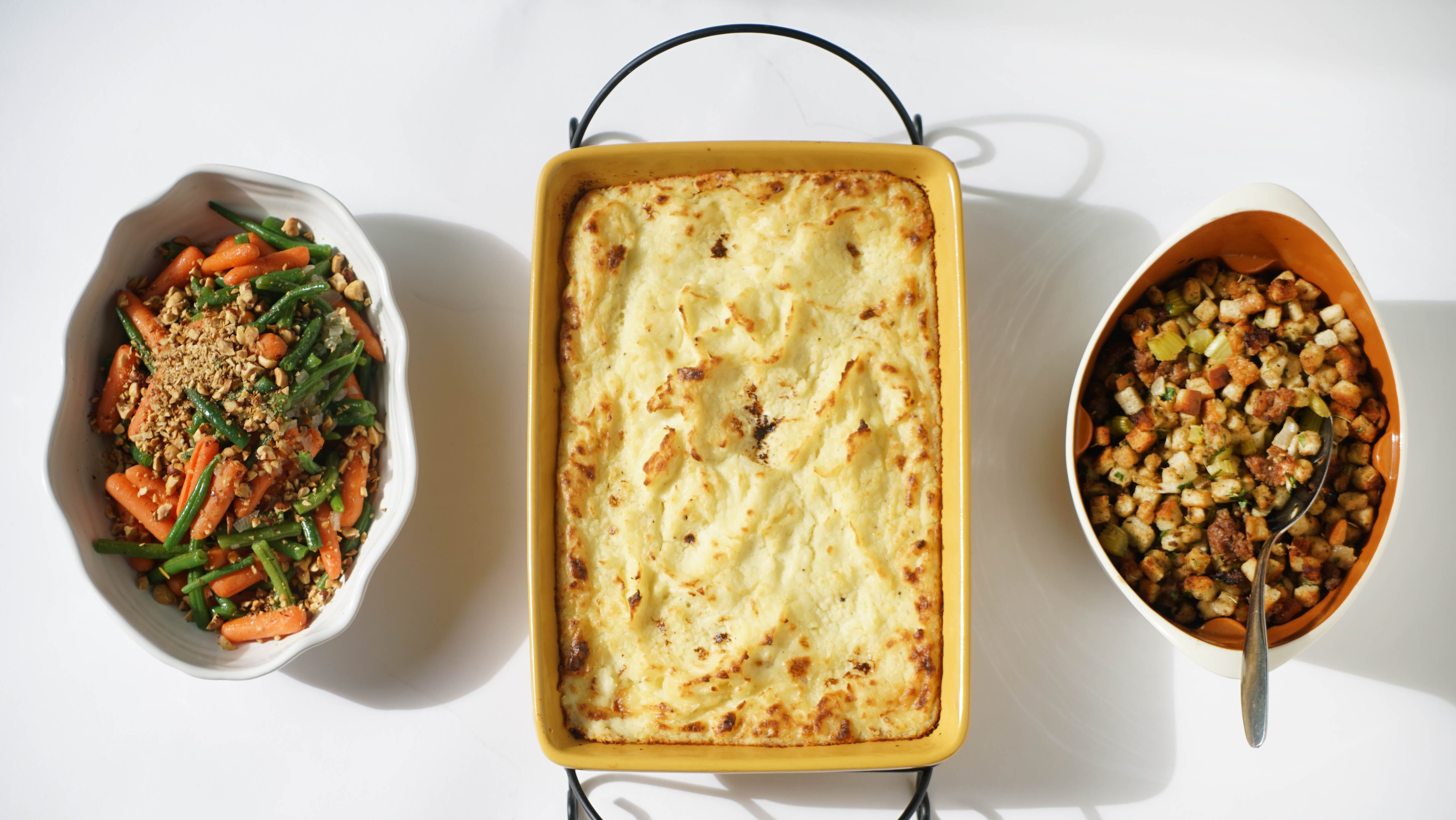 Surefire Thanksgiving from expert Rick Rodgers: Make-ahead mashed potatoes, chutney