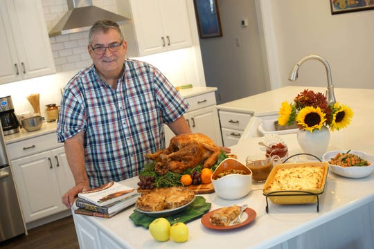 Rick Rodgers has made over 300 Thanksgivings over his career -- and offering what he's learned over the years.