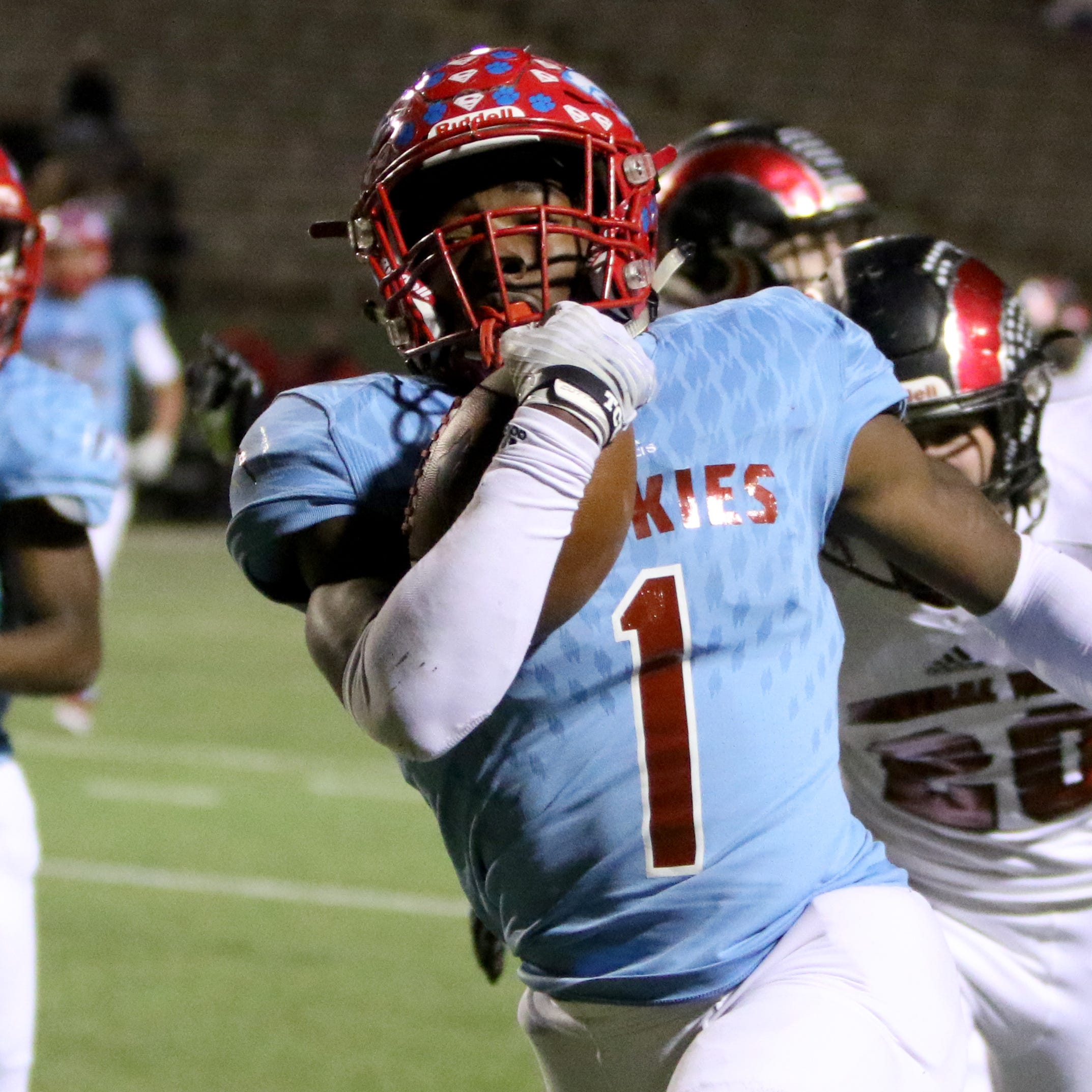 Hirschi's Foster repeats as AP 4A Offensive Player of the Year
