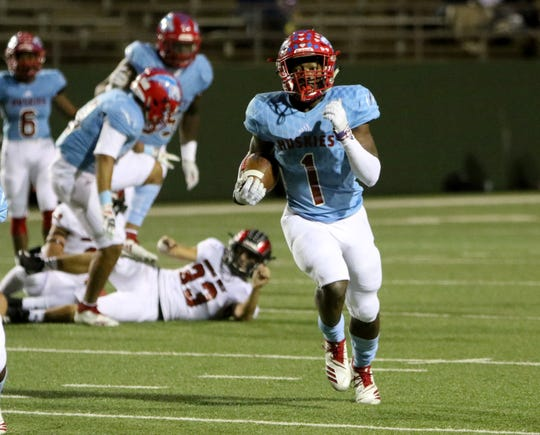 Daimarqua Foster led Hirschi to one of the most successful periods in program history and provided many memorable moments for spectators.