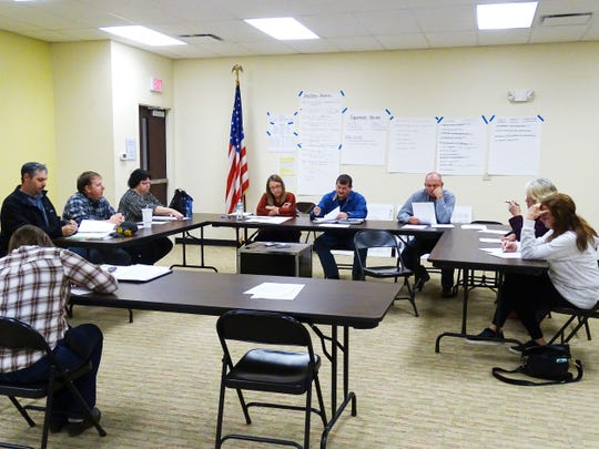 New Lexington Village Council held an emergency meeting Thursday evening to conclude business that was unfinished after Mayor Kevin Ratliff stopped the Monday's meeting.