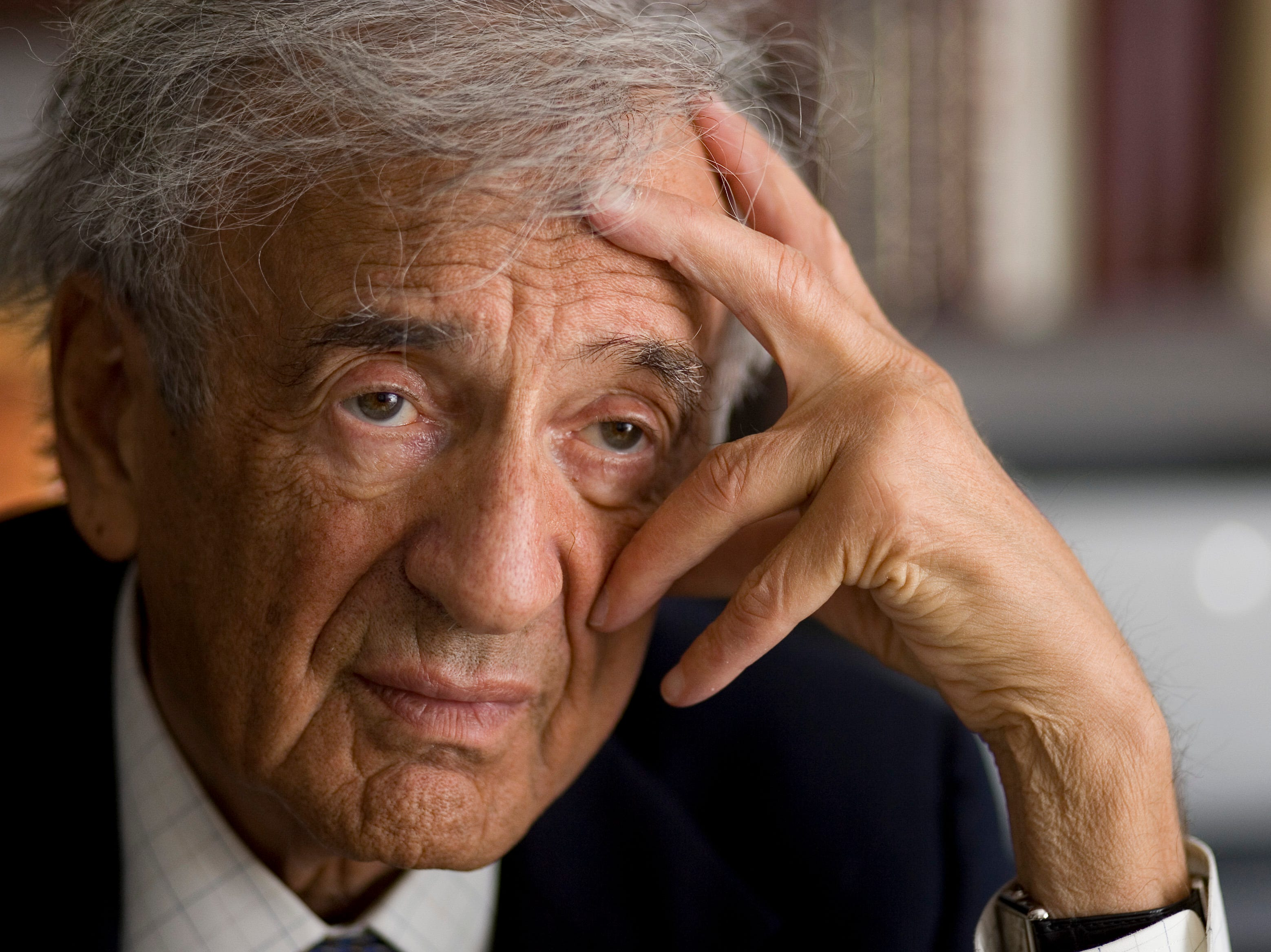 New book shares Elie Wiesel's powerful classroom lessons from the Holocaust