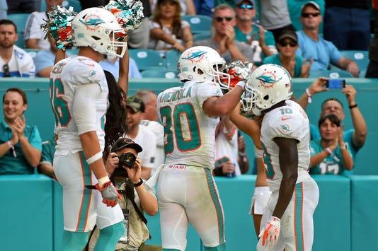 Usp Nfl Detroit Lions At Miami Dolphins S Fbn Mia Det Usa Fl