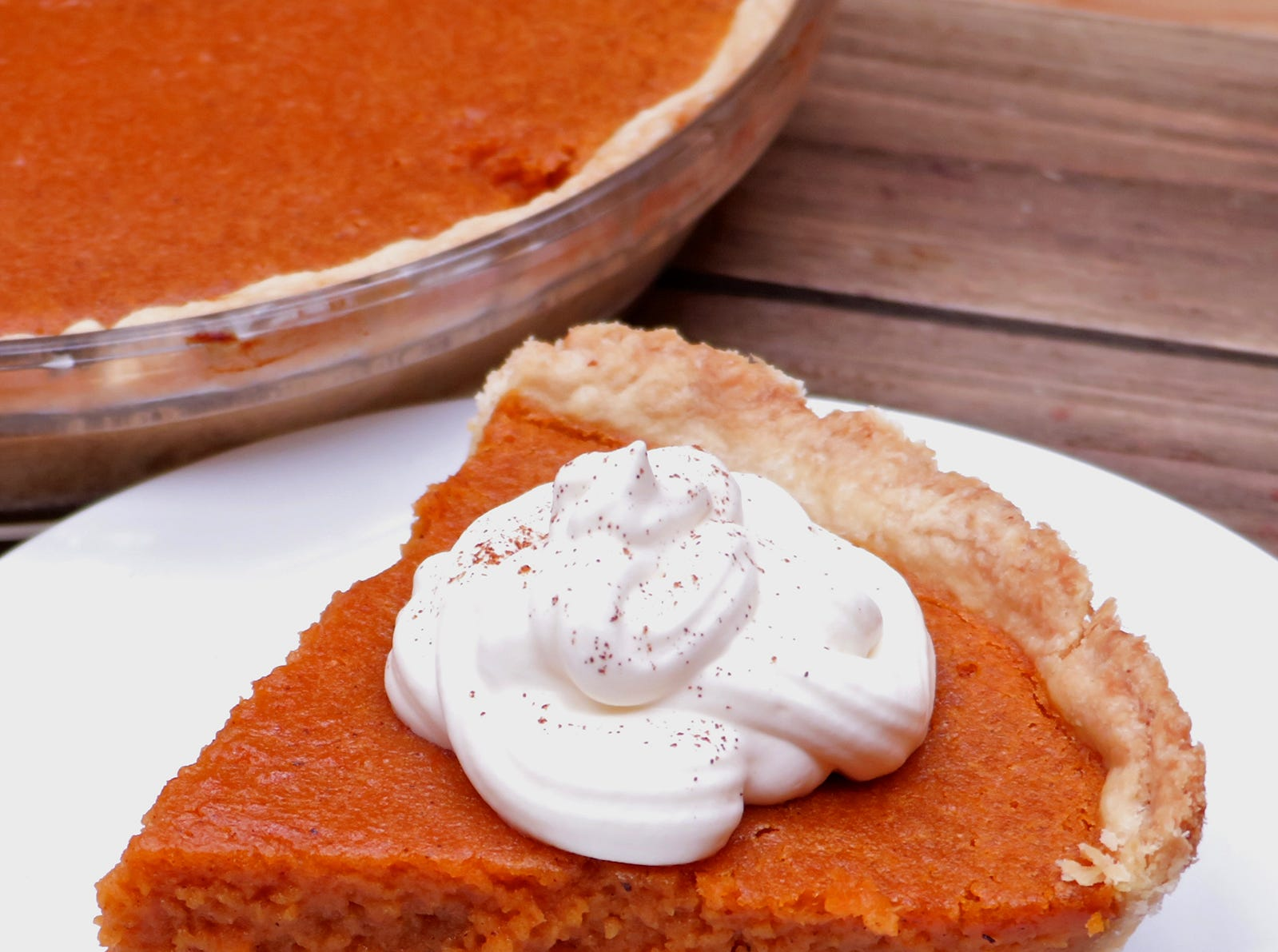 Give a Southern tradition a try with this delicious sweet potato pie recipe! While most people think of pumpkin pie as the iconic Thanksgiving dessert, its tuber cousin produces a pie that's equally traditional and delicious.