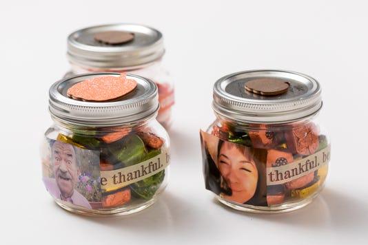 5d4b4755 Thanksgiving Candy Jars