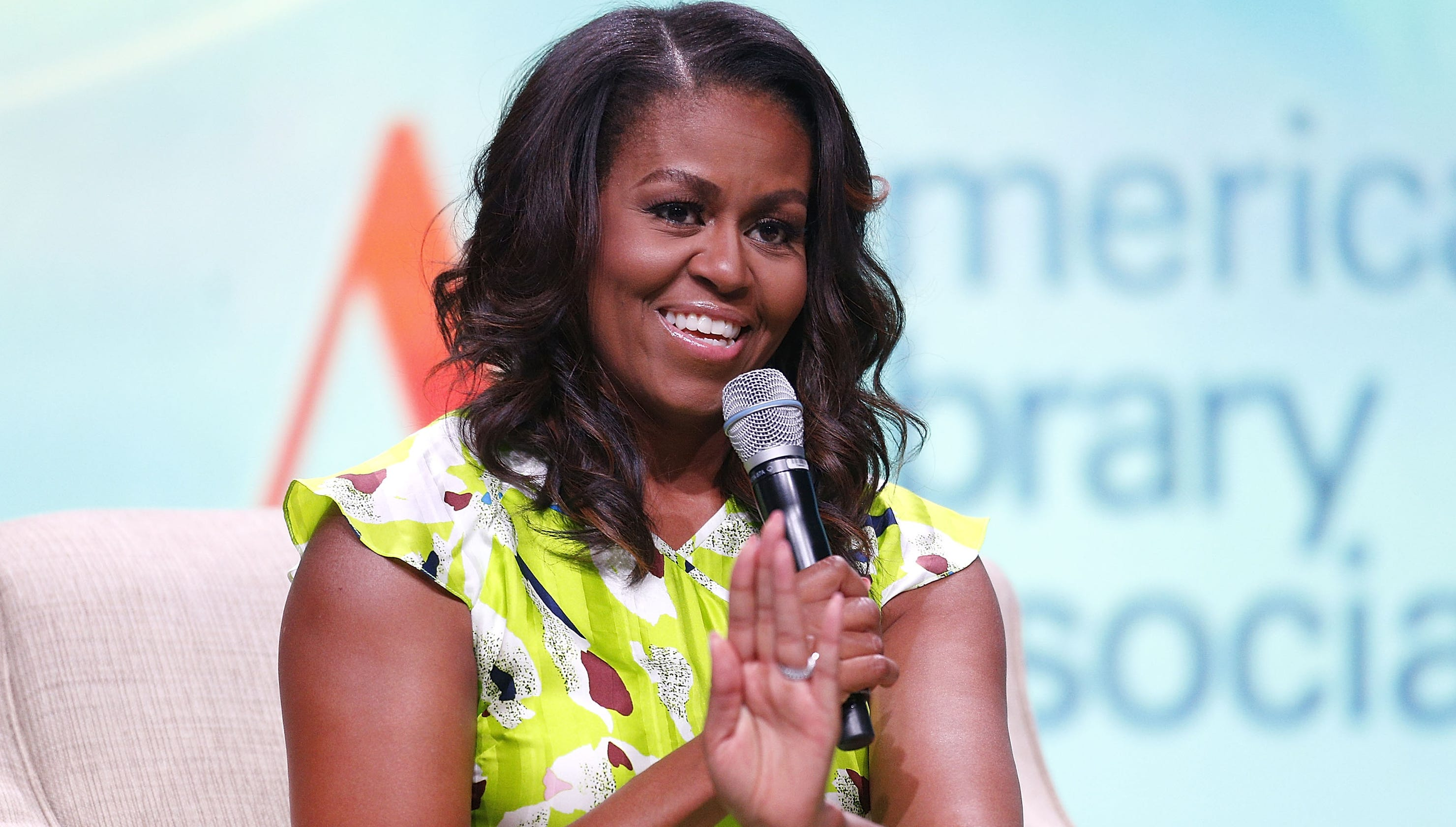 Michelle Obama Criticizes President Trump In Memoir