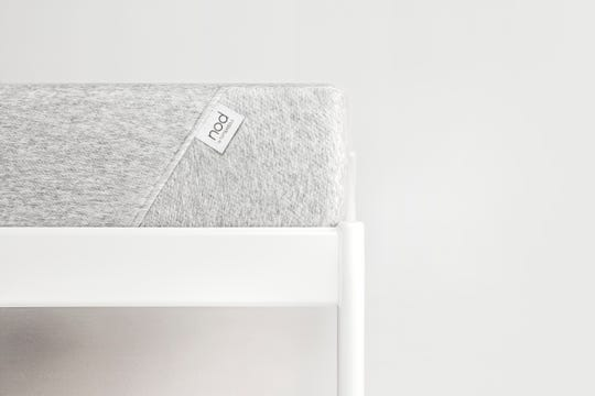 Serta Simmons brand Tuft & Needle's new mattress, called The Nod by Tuft & Needle, will be sold exclusively on Amazon and start at $250 for a twin.