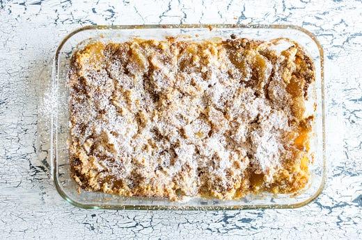 Keto Dump Cake Recipe: Sarah Michelle Gellar Apologizes For 'overeating