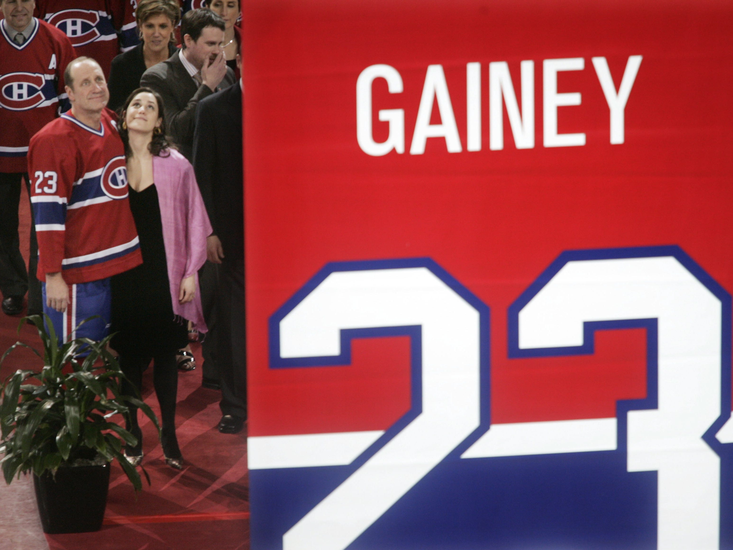 23. Bob Gainey (1973-89)