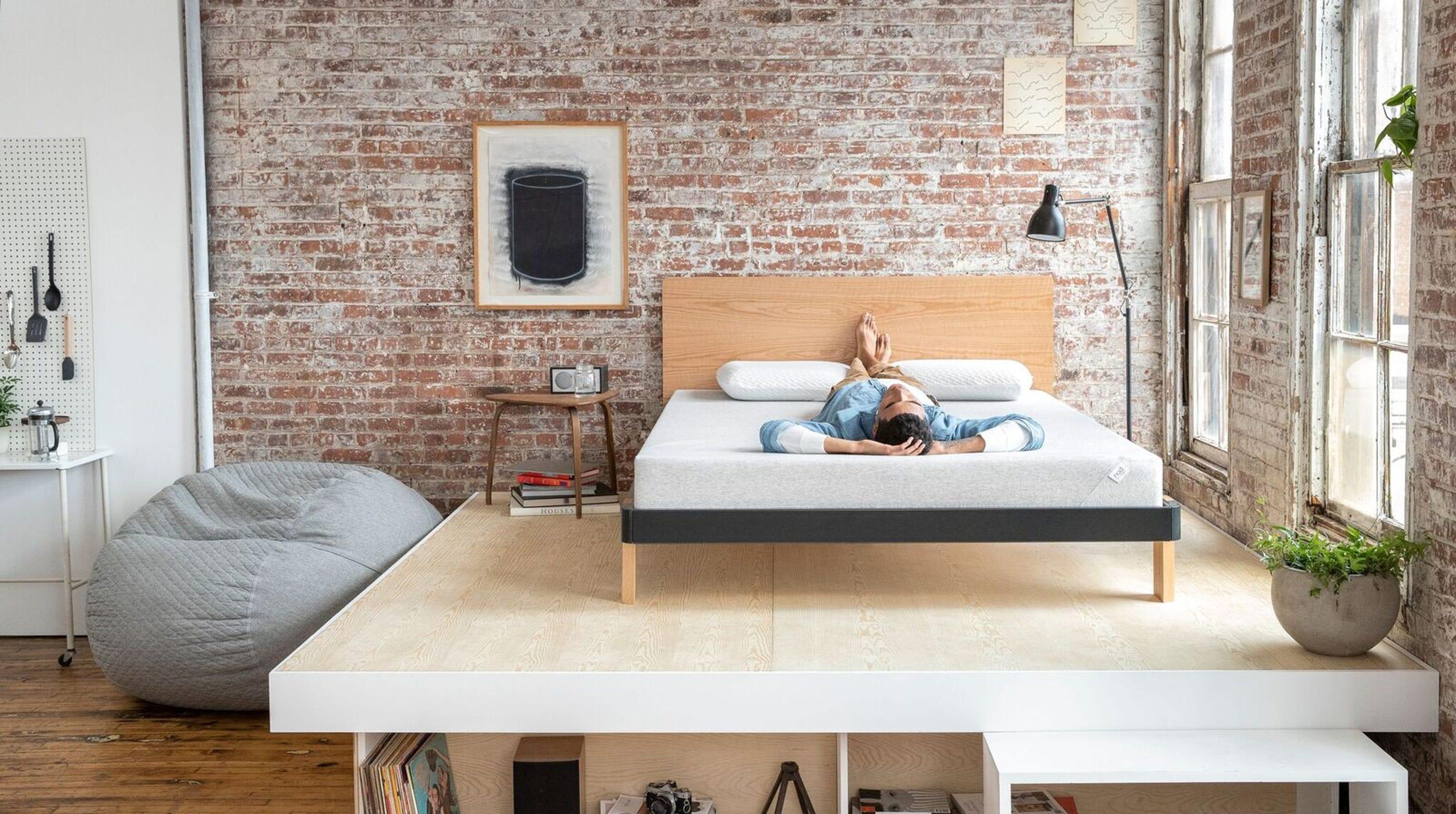 Serta Simmons, Tuft & Needle introduce $275 mattress on Amazon