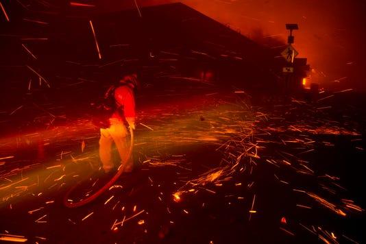 Epa Epaselect Usa Northern California Wildfire Dis Fire Usa Ca