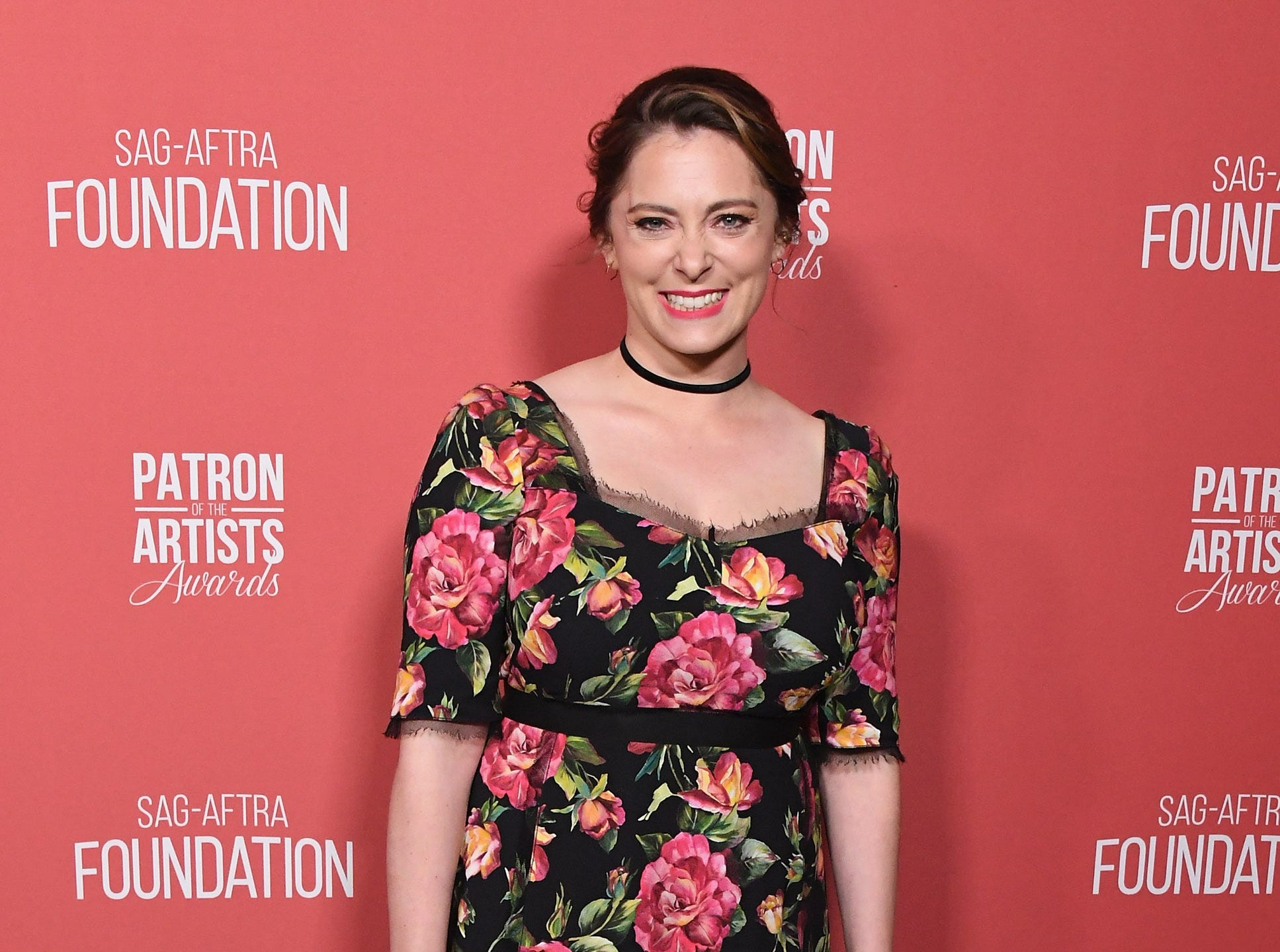 BEVERLY HILLS, CA - NOVEMBER 08:  Rachel Bloom attends SAG-AFTRA Foundation's 3rd Annual Patron Of The Artists Awards at Wallis Annenberg Center for the Performing Arts on November 8, 2018 in Beverly Hills, California.  (Photo by Jon Kopaloff/FilmMagic) ORG XMIT: 775233471 ORIG FILE ID: 1059466928