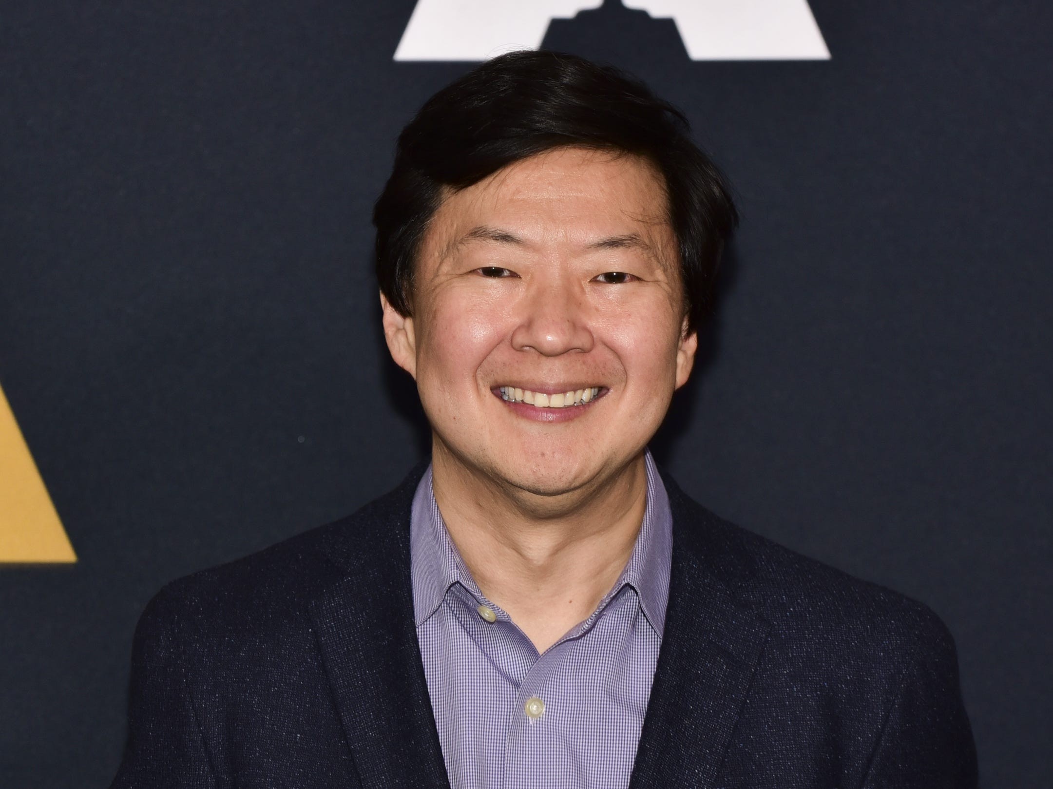 BEVERLY HILLS, CALIFORNIA - NOVEMBER 08: Actor Ken Jeong attends the Academy Nicholl Fellowships in Screenwriting Awards and Live Read at Samuel Goldwyn Theater on November 08, 2018 in Beverly Hills, California. (Photo by Rodin Eckenroth/Getty Images) ORG XMIT: 775231334 ORIG FILE ID: 1065276674