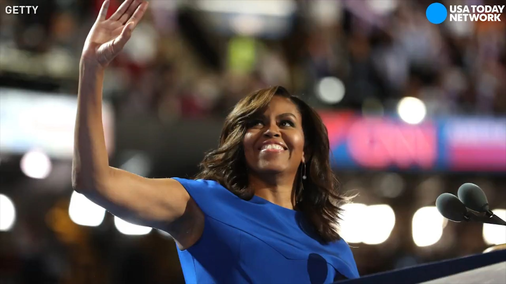 9a75bcdf43  Becoming Michelle Obama   What we learned from the former first lady s ABC  News interview