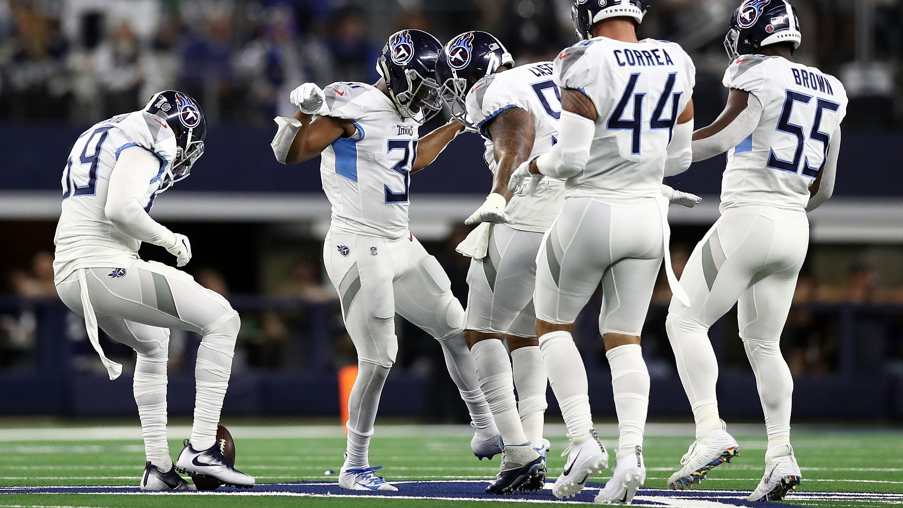 "Kevin Byard of Titans receives a fine from the NFL celebration on Dallas Cowboys star: ""It was worth it"""