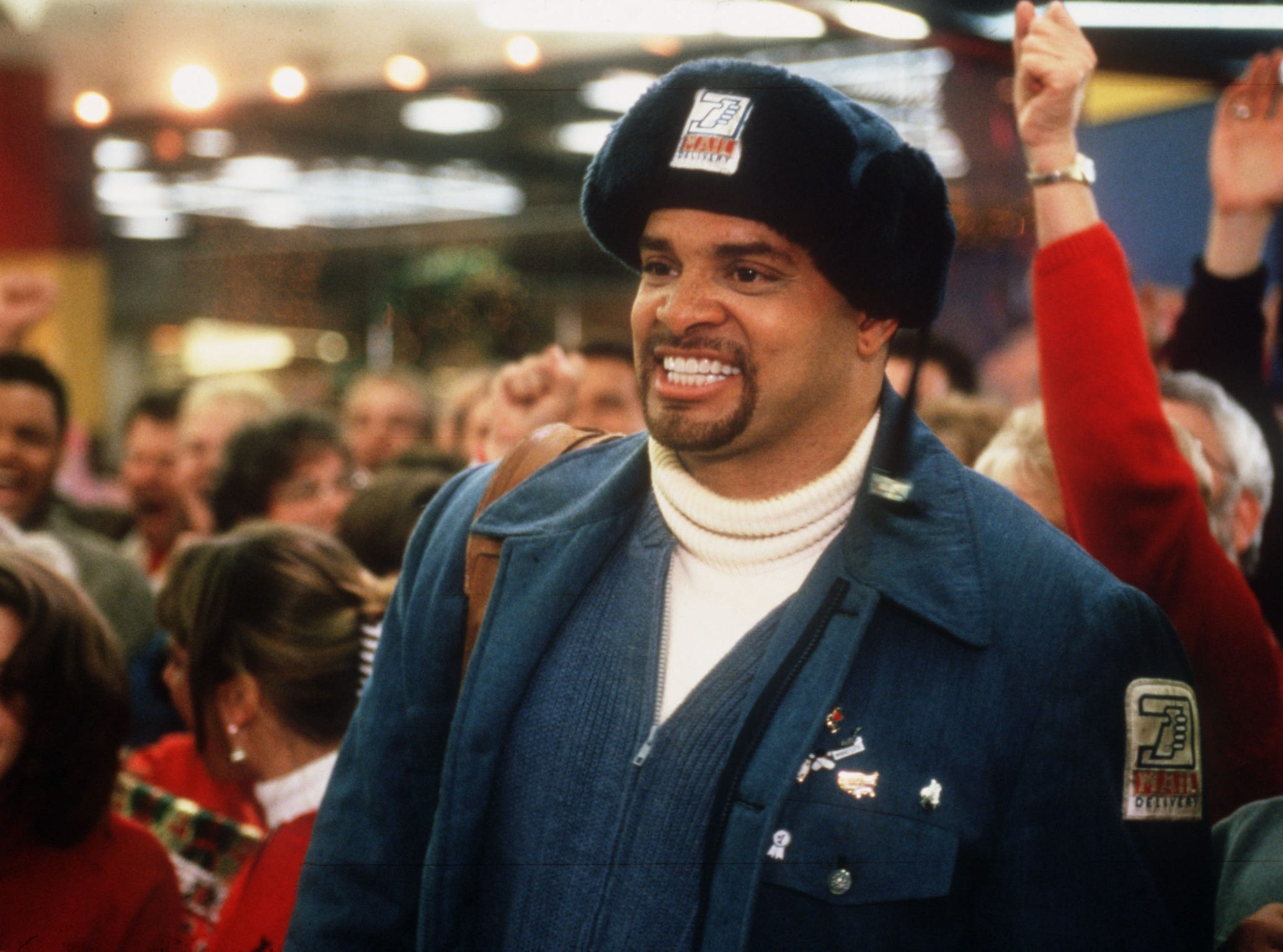 DATE TAKEN: 1996--- Sinbad from Jingle All The Way ORG XMIT: UT34652