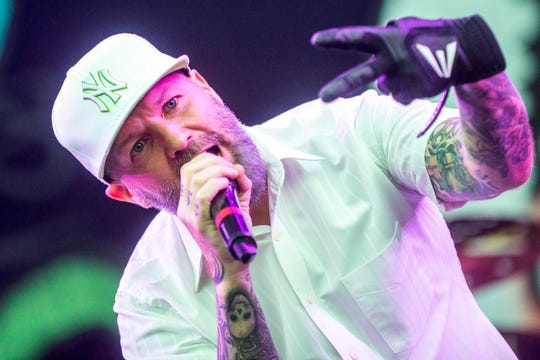 Limp Bizkit is among the headliners for Rock USA in Oshkosh this summer.