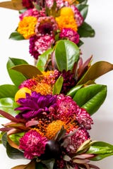 Lory Parson, of the stylish blog To Have + To Host, gives advice on Thanksgiving tablescapes.