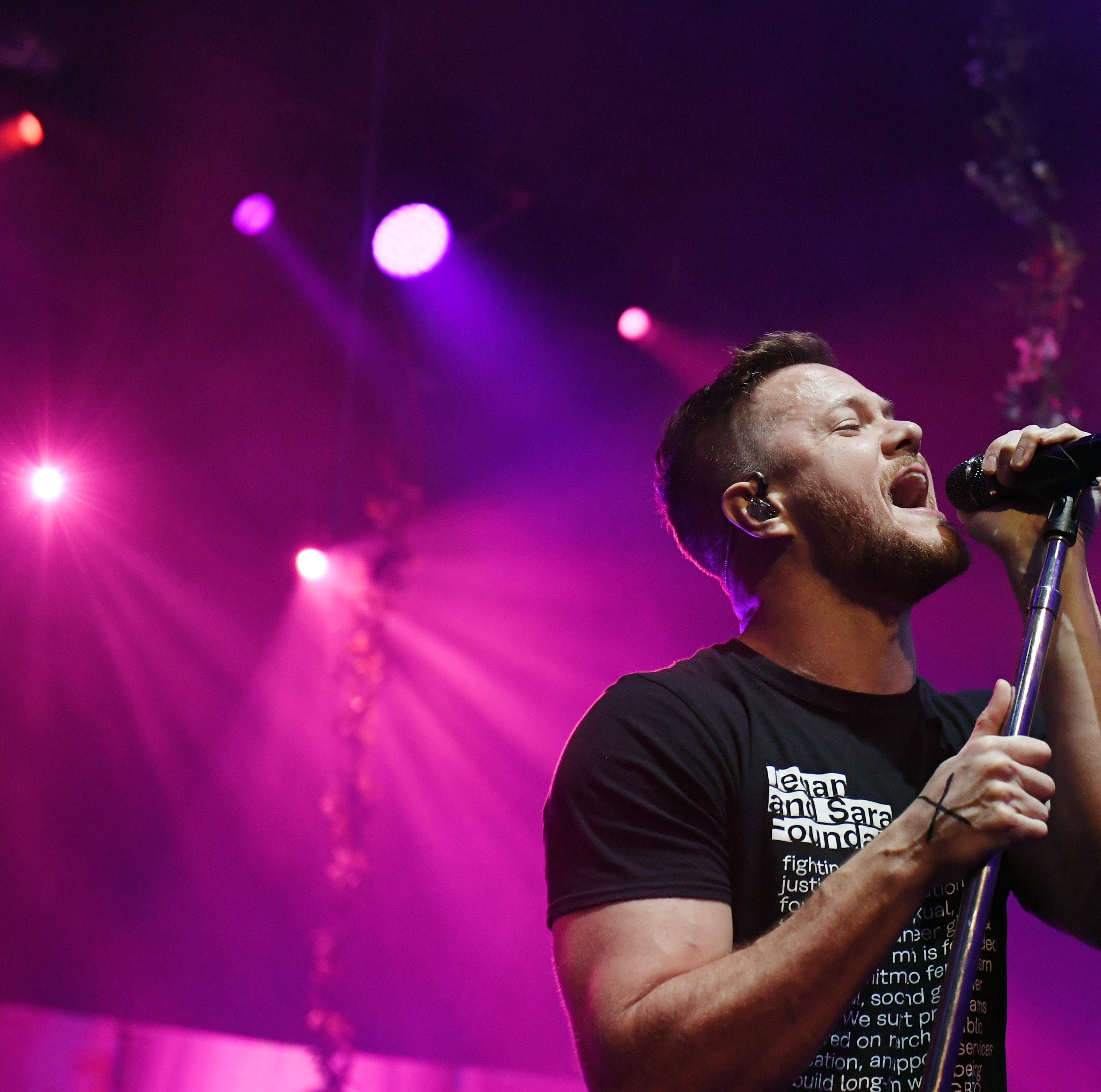 Bombastic Imagine Dragons singer reveals his 'Origins'