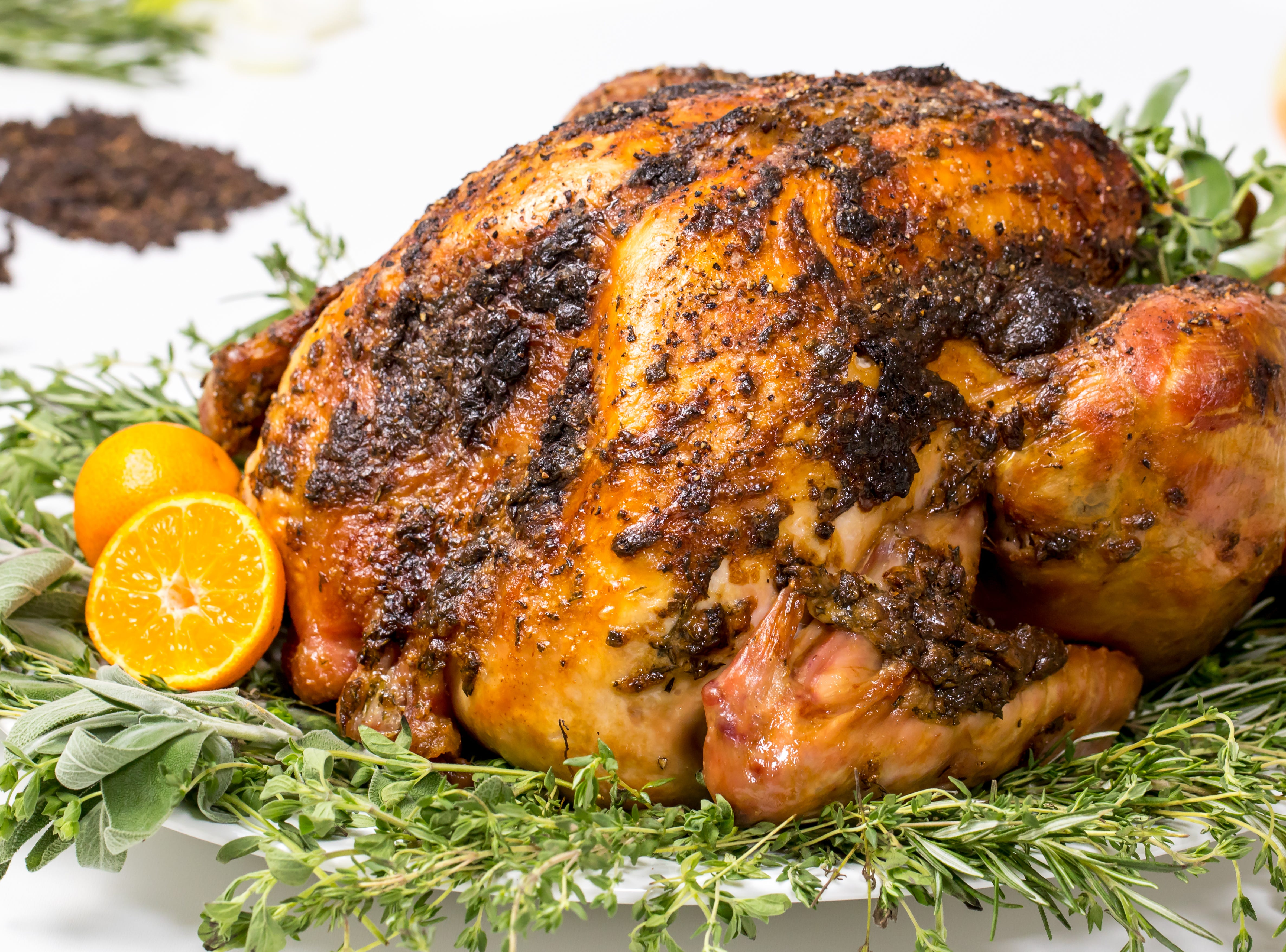 If your traditional Christmas turkey has your family yawning, make our mayonnaise roasted turkey recipe, inspired by She Wears Many Hats, and watch them run — not walk, run — to the holiday table.