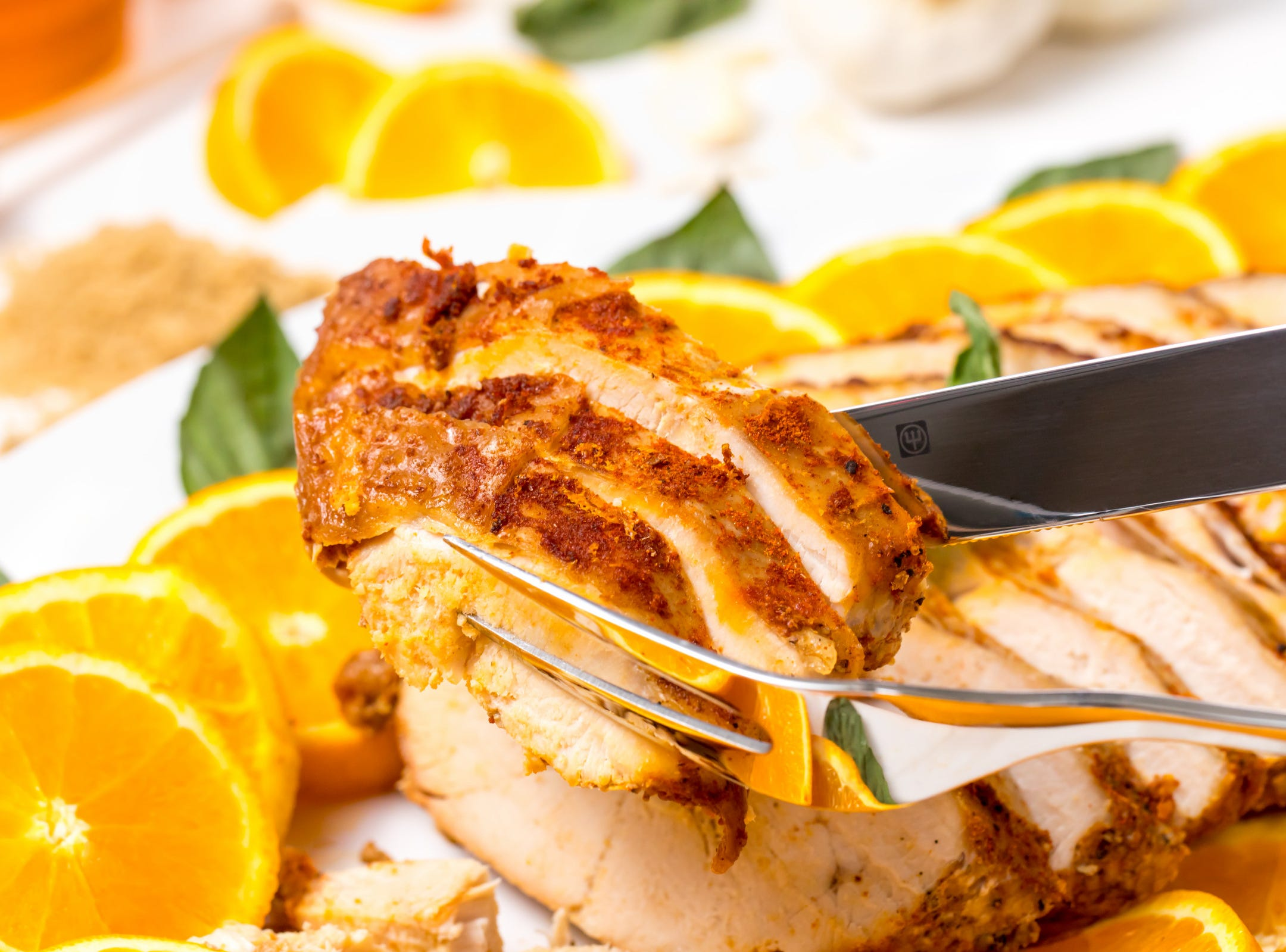 Looking for a simple yet succulent turkey recipe for Thanksgiving or Christmas? Our orange bourbon slow-cooker turkey breast, inspired by WhitneyBond, is a sumptuous holiday entree boasting mouthful after mouthful of sweet, spice and everything nice.