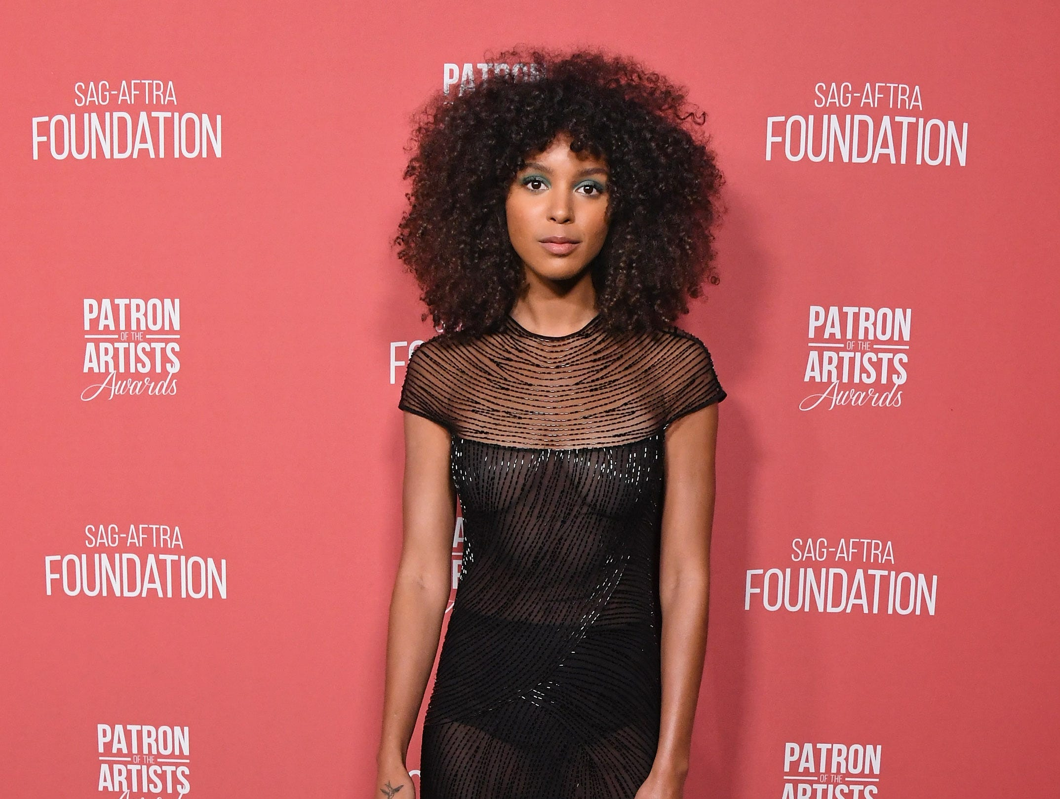 BEVERLY HILLS, CA - NOVEMBER 08:  Arlissa attends SAG-AFTRA Foundation's 3rd Annual Patron Of The Artists Awards at Wallis Annenberg Center for the Performing Arts on November 8, 2018 in Beverly Hills, California.  (Photo by Jon Kopaloff/FilmMagic) ORG XMIT: 775233471 ORIG FILE ID: 1059469328